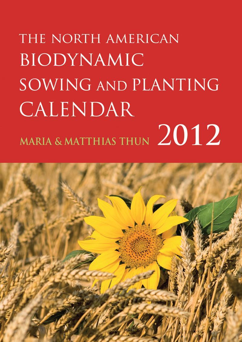 2012 Thun Calendar