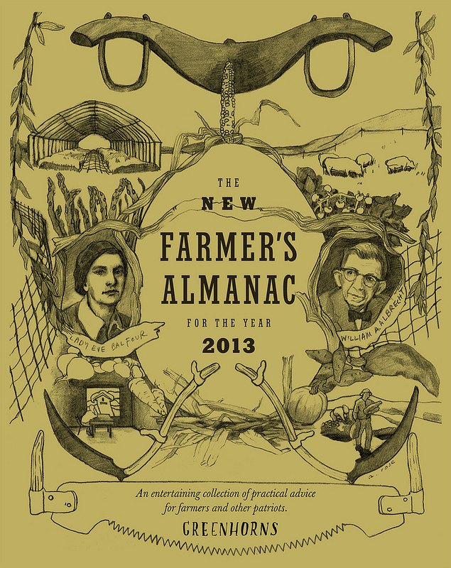 new farmers almanac