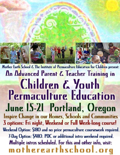 Permaculture Teacher Training