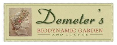 Biodynamic Garden and Lounge