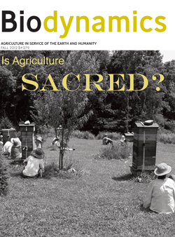 Fall 2012 Biodynamics cover