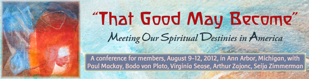 2012 Annual Anthroposophical Society Conference