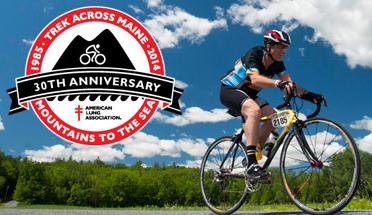 30th Anniversary Trek Across Maine
