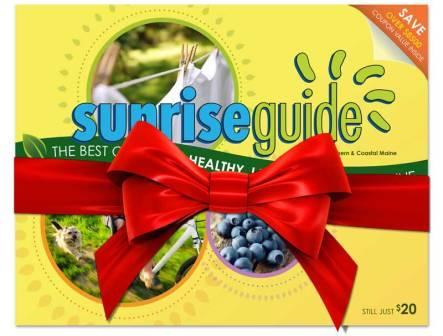 2012 SunriseGuide with holiday bow