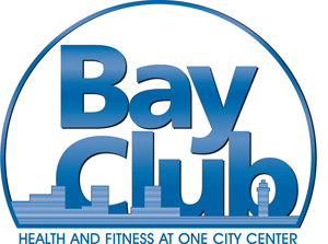 logo for The Bay Club Fitness Center