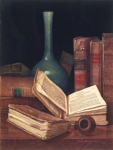 Bookworm's Table