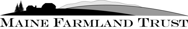 Maine Farmland Trust logo