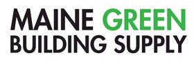 Maine Green Building Logo