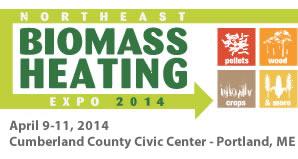 NE Biomass Heating Expo logo