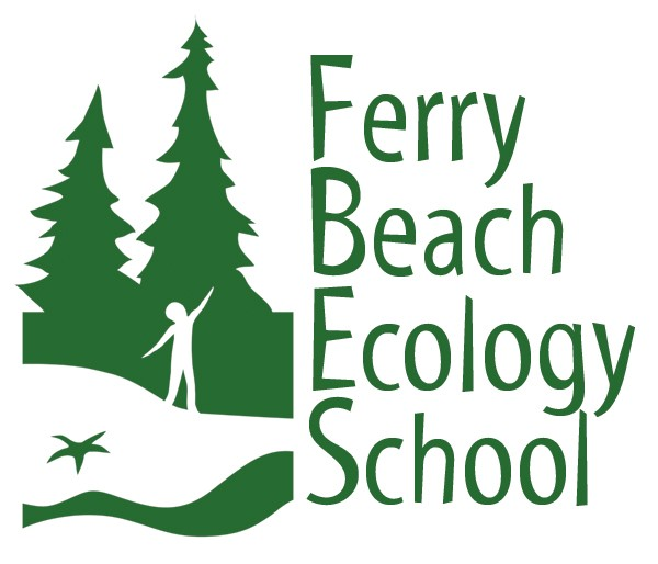 Ferry Beach Ecology School logo