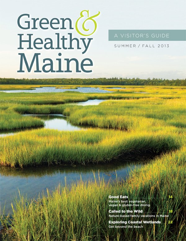 Green & Healthy Maine Visitor's Guide 2013