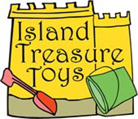 Island TReasure Toys logo