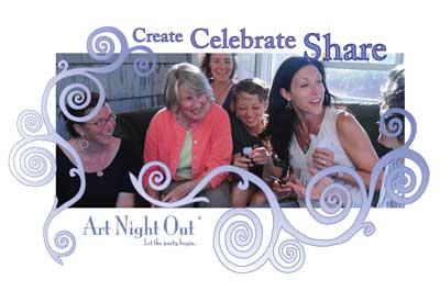 Art Night Out Celebration