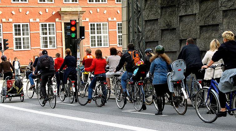 bike culture in copenhagen