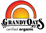 Grandy Oats logo