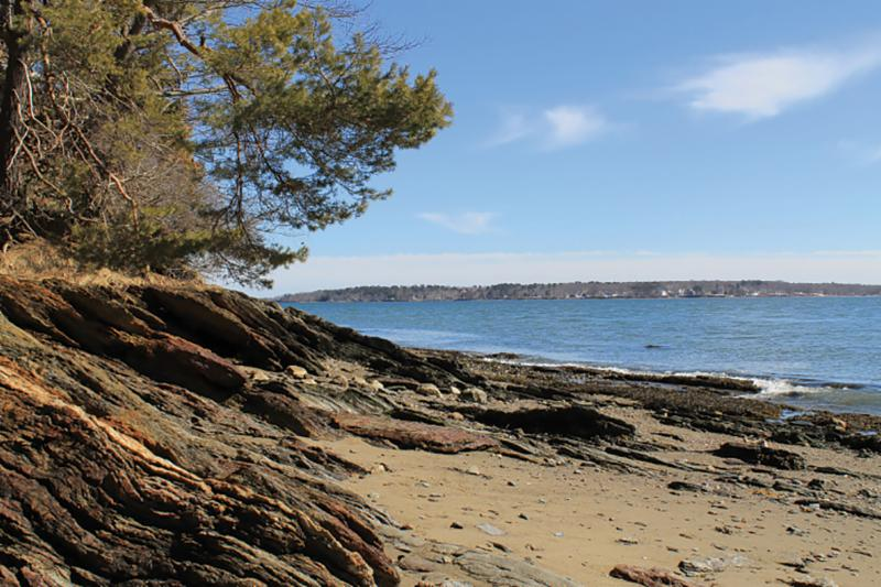 Mackworth Island, Maine