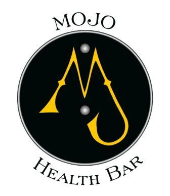 MOJO Health Bar logo