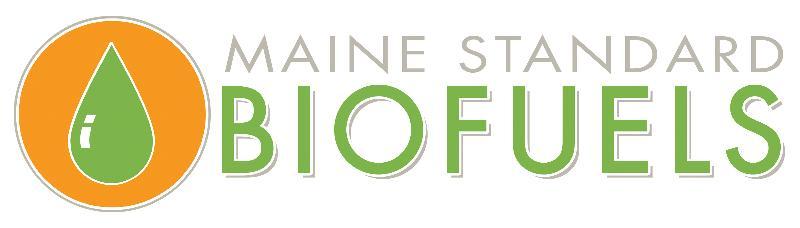 logo for Maine Standard Biofuels