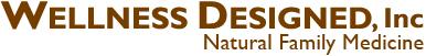 Wellness Desgined logo