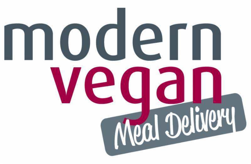 logo for Modern Vegan