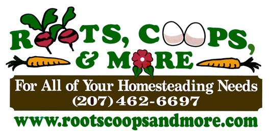 Roots Coops & More logo