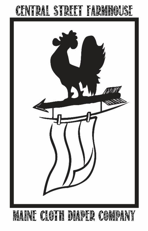 logo for Central Street Farmhouse