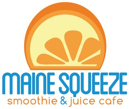 Maine Squeeze logo