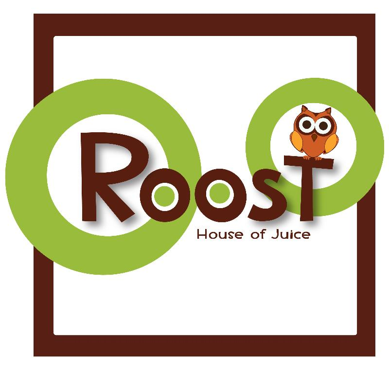 Roost House of Juice logo