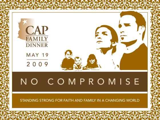 CAP 2009 Family Dinner