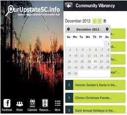 Upstate Hub Mobile App