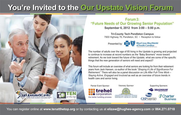 Our Upstate Vision Forum