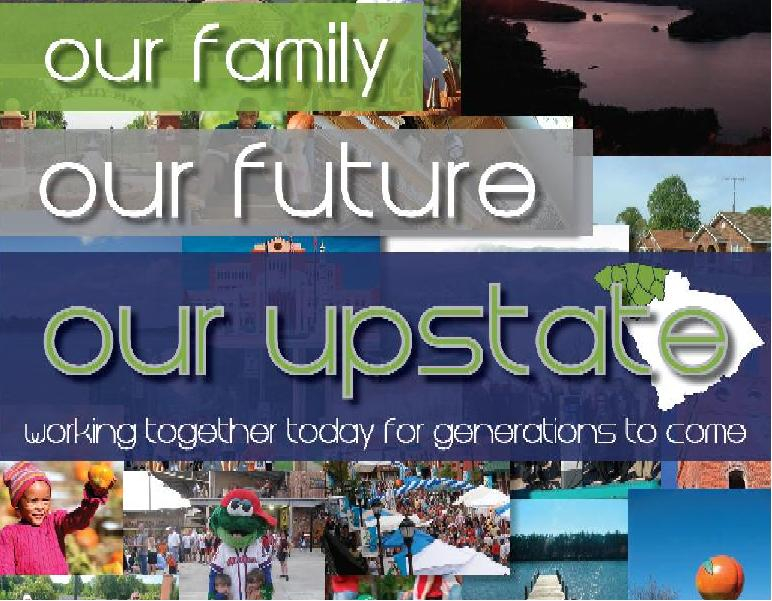 Our Upstate Vision cover