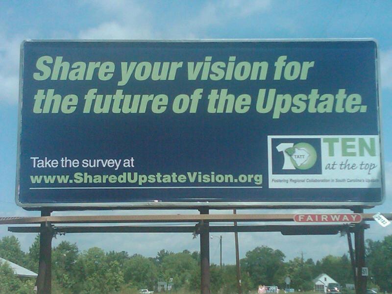 Regional Vision Billboard