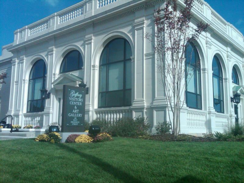 Gaffney Visitors Center