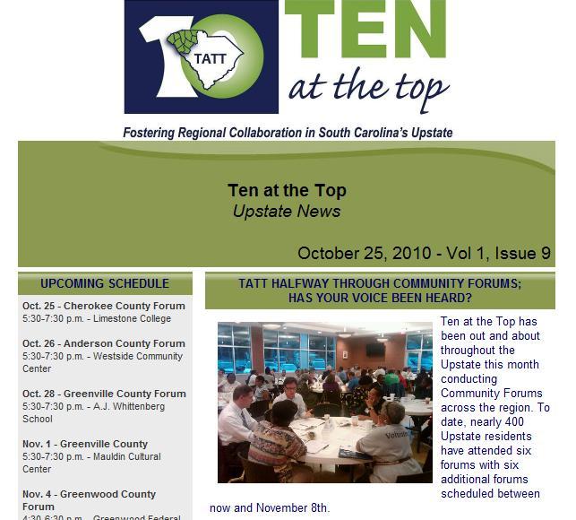 TATT E-Newsletter