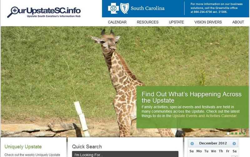 Upstate Information Hub