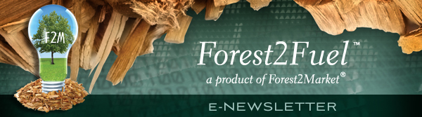 Forest2Fuel E-Newsletter