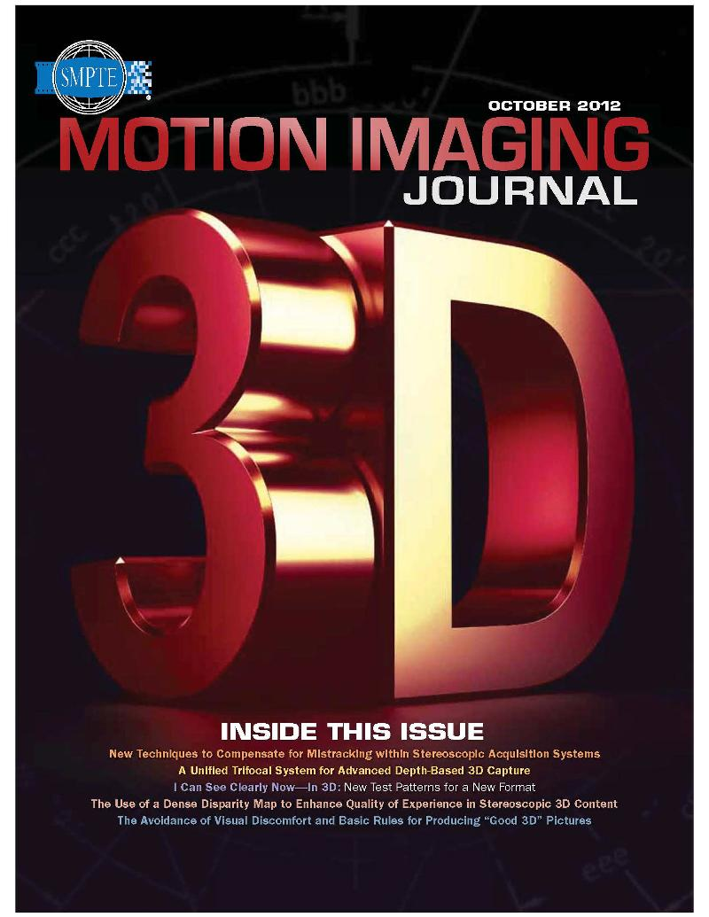 SMPTE Journal October