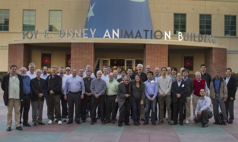 SMPTE Technology Committee Meetings Group Photo