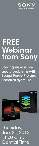 Sony Webinar Skyscraper