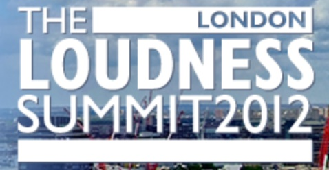 The Loudness Summit - London Logo