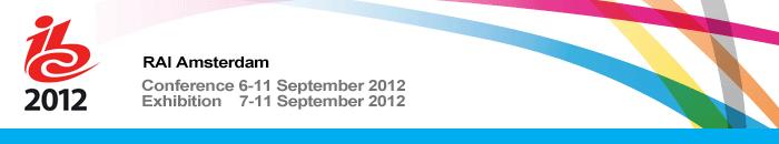 IBC2012 Banner