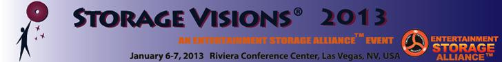 Storage Visions 2013