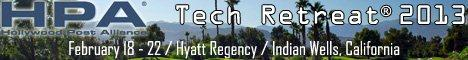 HPA Tech Retreat Banner