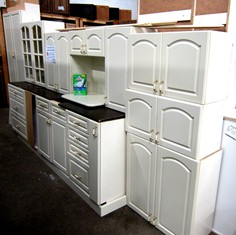 cute cabinets