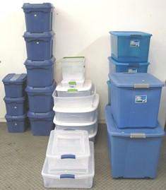 bran storage