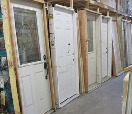 door row
