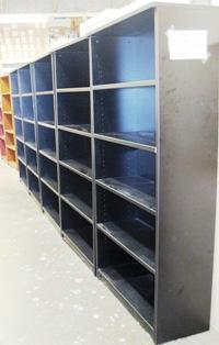 shelves as far