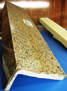 slab of stone for slabs of bread