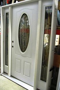 entry door A